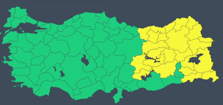 İstanbul'da son dakikada kar ne zaman başlayacak? Meteorologdan hava durumu uyarısı sarı uyarı verildi