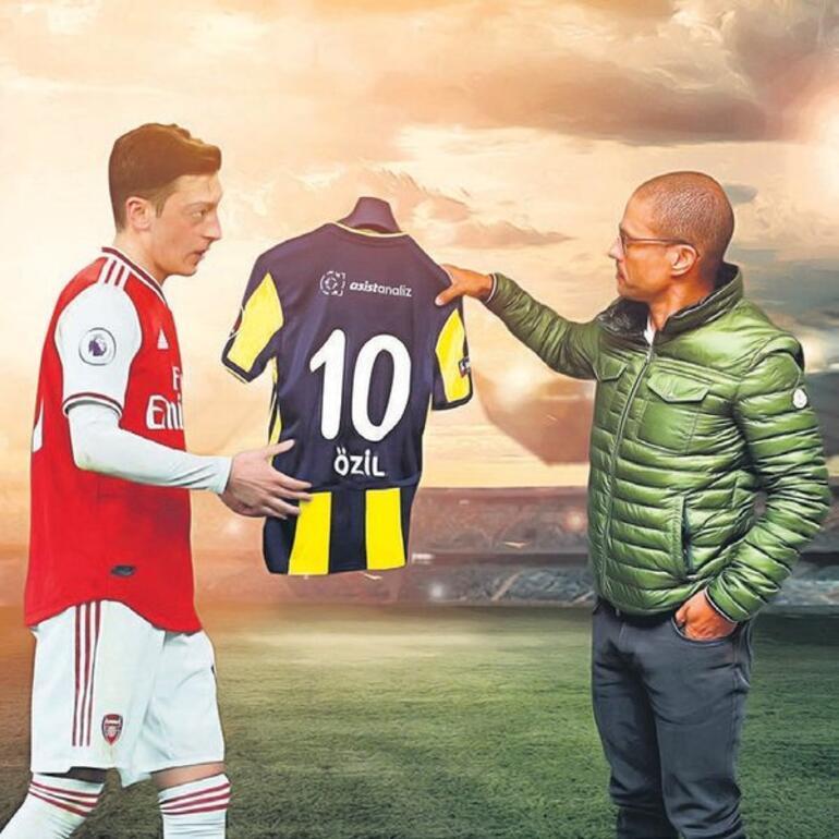 Fenerbahce Nin Yeni Alex I Mesut Ozil Spor Haberi