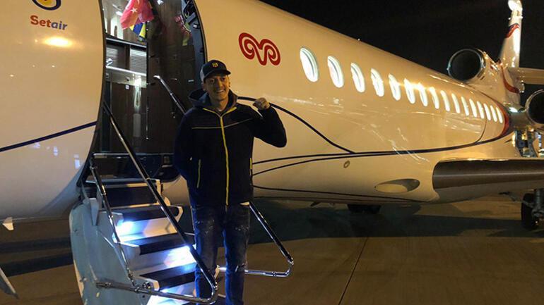 Son Dakika   Fenerbahçenin transferi için anlaşmaya vardığı Mesut Özil, İstanbula geliyor