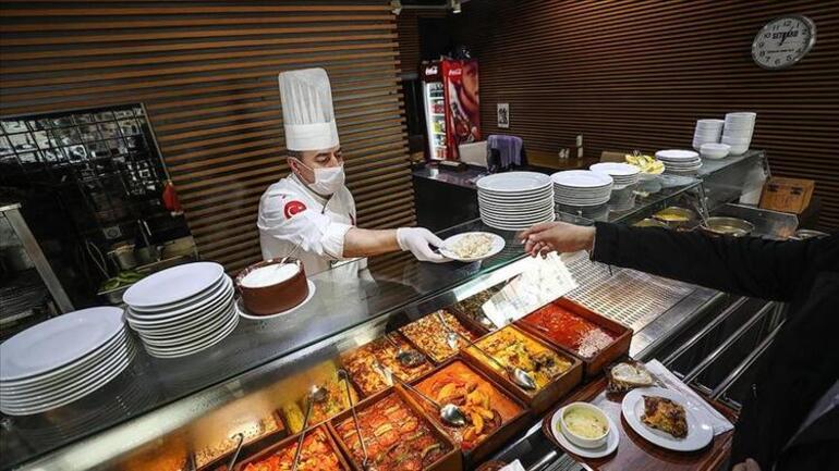 Kafeler, restoranlar ve lokantalar ne zaman açılacak Gözler kafe, lokanta ve restoran açılış tarihlerinde