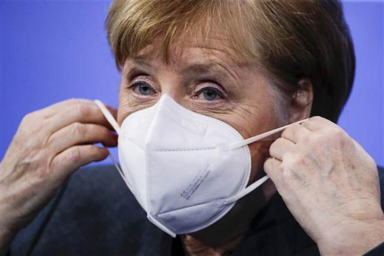 Almanya'da mutasyon paniği Kısıtlamalar 14 Şubat'a kadar uzatıldı