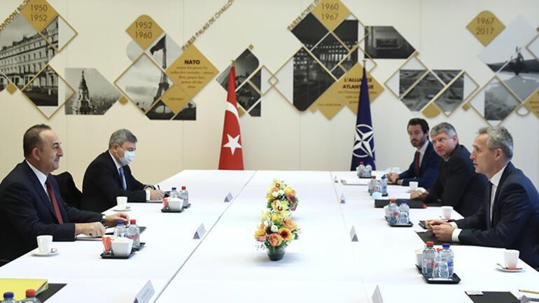 Dışişleri Bakanı Çavuşoğlundan Yunanistan açıklaması