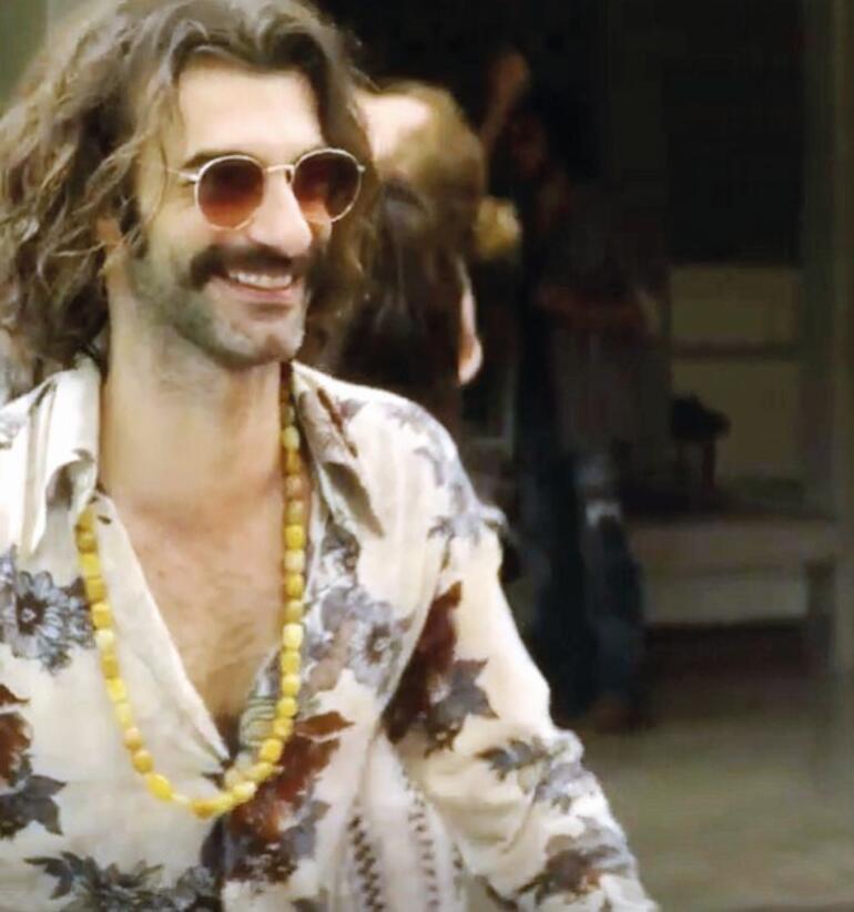BBC'deki Türk turist  İlker Kaleli... Ünlü oyuncunun sahneleri olay oldu
