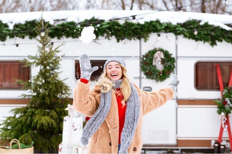 Kışın karavan gezisi nasıl yapılır Sorunsuz bir yolculuk için ipuçları…