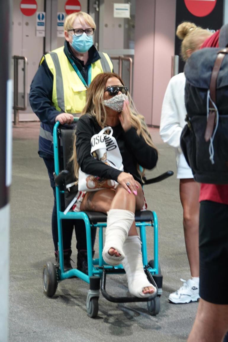 O kaza ünlü yıldızın hayatını değiştirdi: Ben artık yürüme engelliyim
