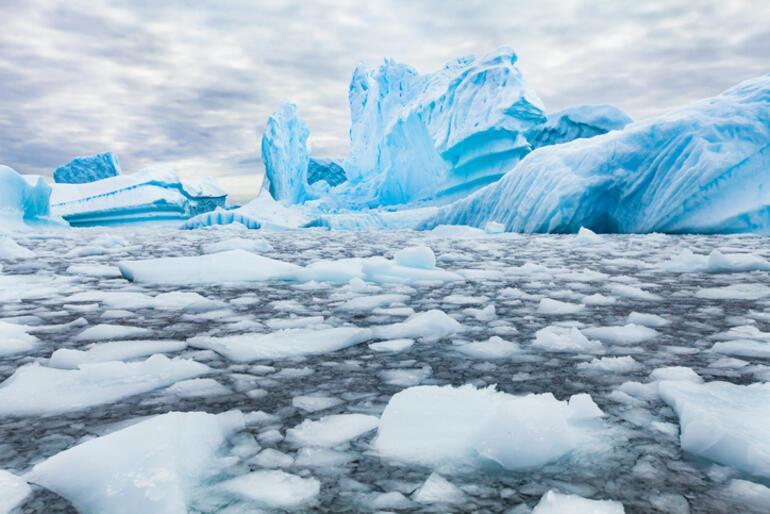 Eriyen buzulların arkasında gizlenen 3 olası felaket