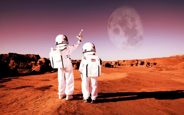 Uzay yolculuğu yarışı ve yeni teknolojiler