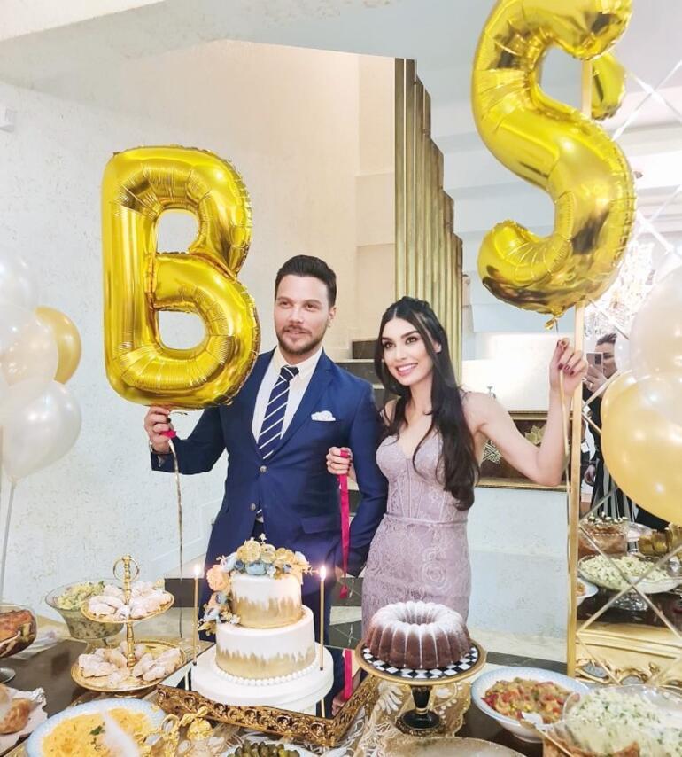 Burcu Kıratlı-Sinan Akçıl çifti 22 Şubat'ta evleniyorlar
