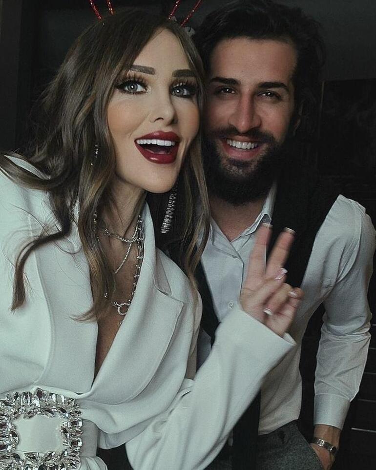 Seren Serengil ve sevgilisi Mustafa Tohma evleniyor