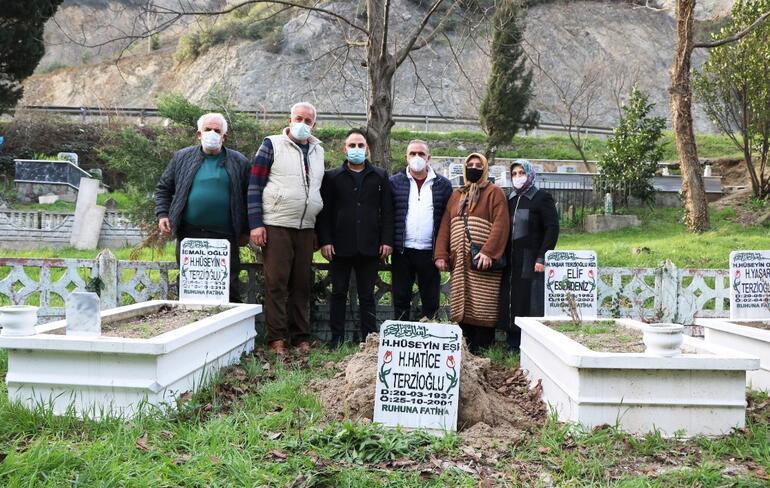 Sakarya'da akılalmaz olay: Mezar taşları çalındı