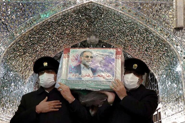 Dünyayı sarsan suikastta şoke eden gelişme... Fahrizadeyi 8 ay plan yapıp öldürmüşler