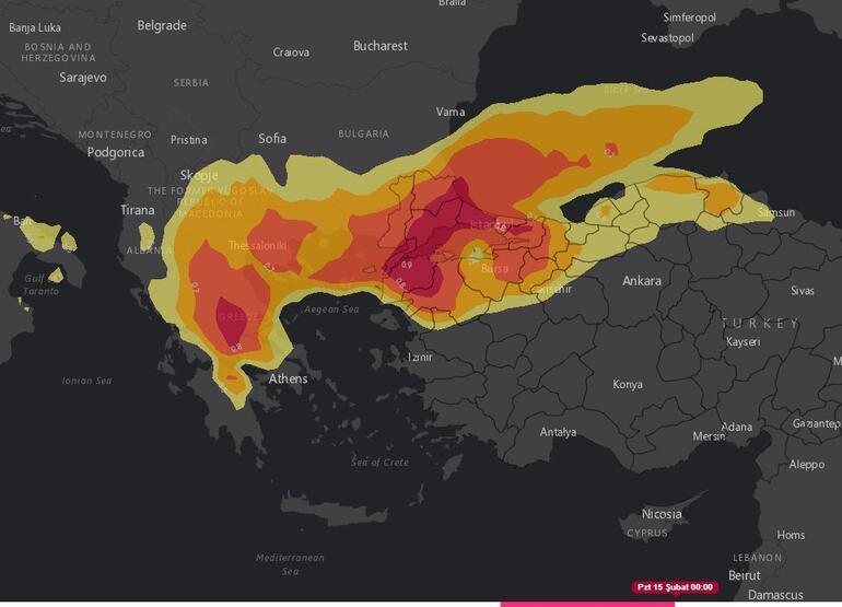 Bugün yaz, yarın kış İstanbula peş peşe uyarılar...