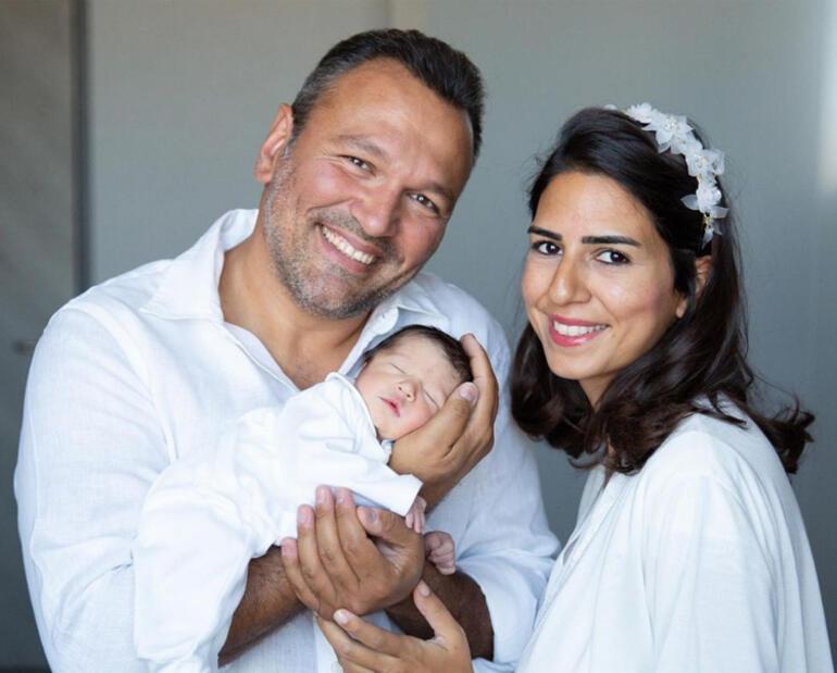 Ali Sunal-Nazlı Kurbanzade çifti güzel haberi böyle duyurdu