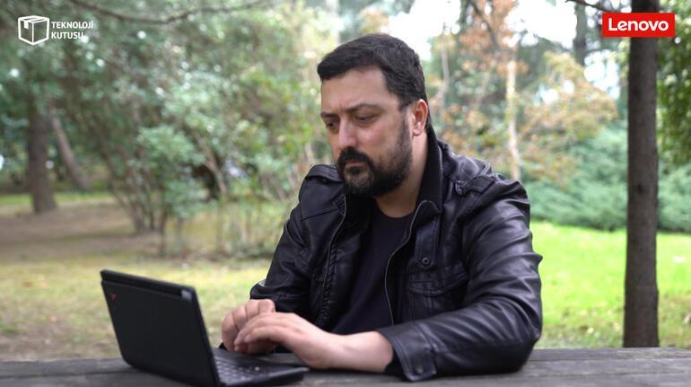 Lenovo ThinkPad X1 Fold incelemesi