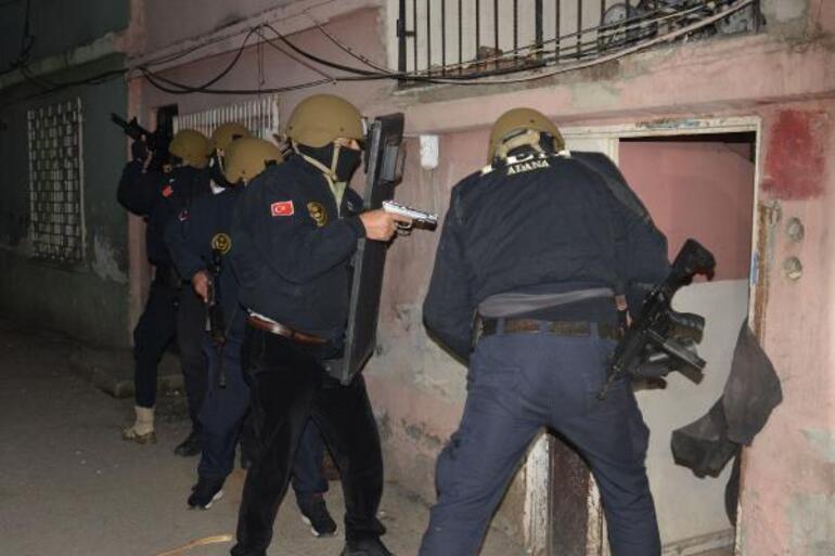 Adanada şafak vakti DEAŞ operasyonu: 9 gözaltı kararı