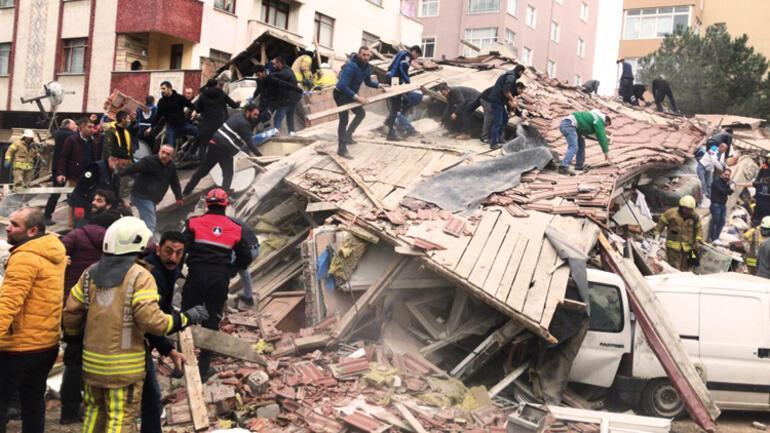 Yeşilyurt Apartmanı'nın enkazından 19 saat sonra çıkartılmıştı Ayağa kalktı