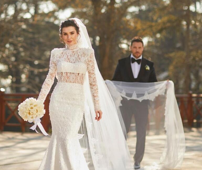Sinan Akçıl ve Burcu Kıratlı ikinci kez evlendi İlk hamle geldi...