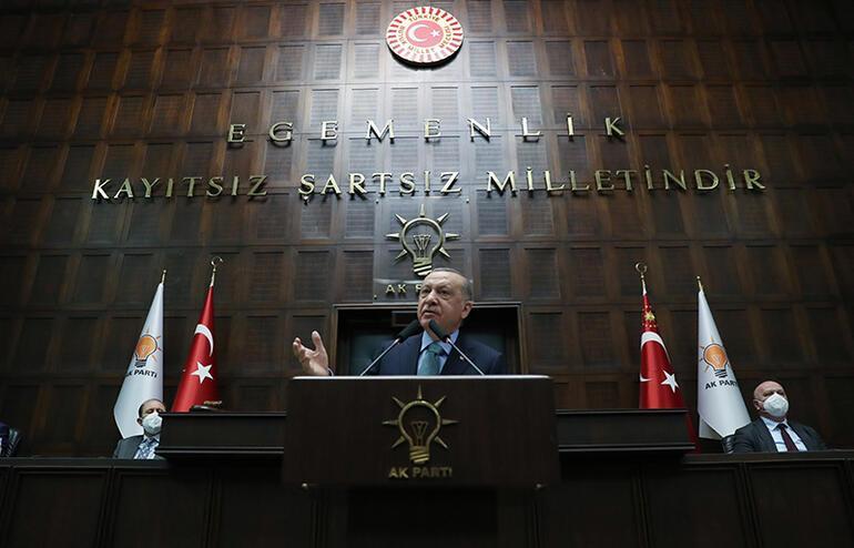 Cumhurbaşkanı Erdoğandan normalleşme çağrısı: Yakından takip edin