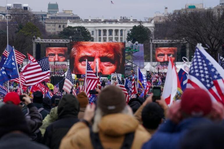Başvuru yaptı... Trump'tan geri dönüş için ilk adım! - Dünyadan Haberler