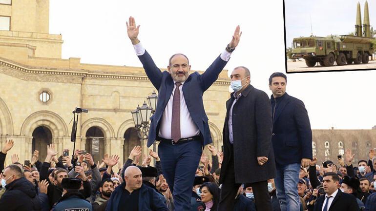 Ordu muhtıra verdi, Paşinyan 'darbe girişimi' dedi... Ermenistan karıştı