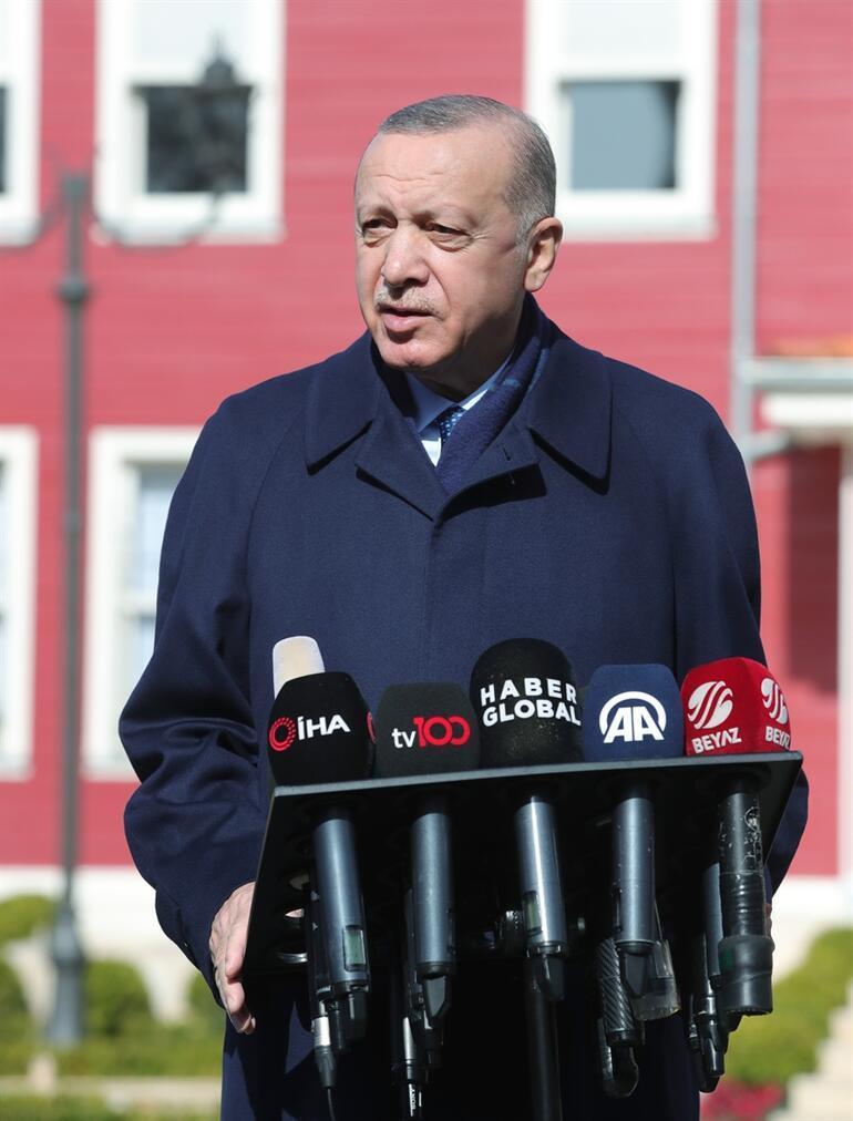 Son dakika... Kısıtlamalar esnetilecek mi Cumhurbaşkanı Erdoğandan açıklama geldi