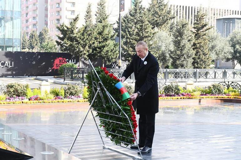 Aliyevden ordumuza büyük övgü: Azerbaycanda Türk ordusunun küçük modelini oluşturacağız