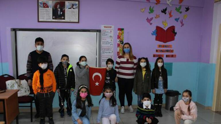 Öğrencilerden, Mehmetçiği duygulandıran proje