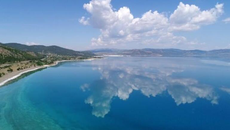 UNESCOya Salda Gölü için başvuru
