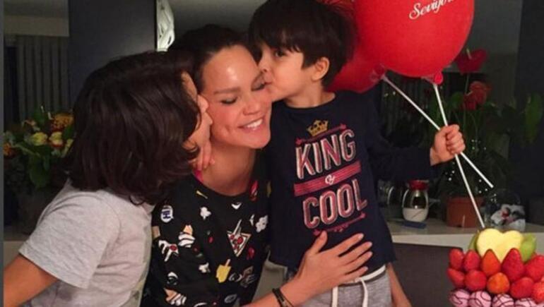 Ebru Şallı: Oğlum için her şeyi denedim