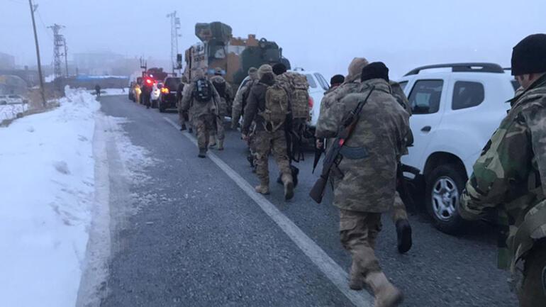 Son dakika haberi: Bitliste askeri helikopter düştü 9 şehidimiz var