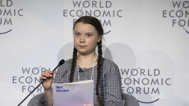 İklim Aktivisti Greta Thunberg'in adı bir kez daha bir hayvana verildi