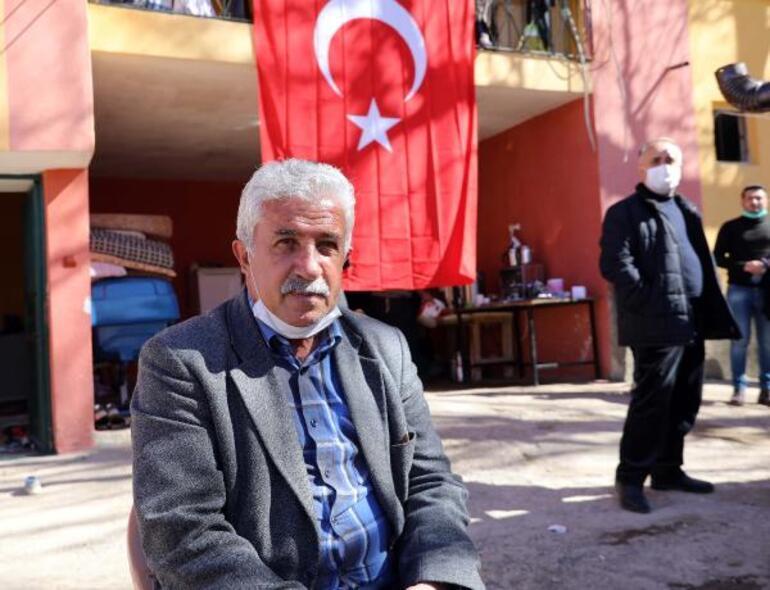 Şehit Nazmi Yılmazın amcası: En son bir ay önce baba evine geldi, tayinini bekliyordu