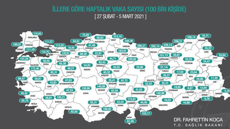 Bir şehir tamamen kapandı... Türkiyede normalleşme sonrası ilk kez uygulanıyor