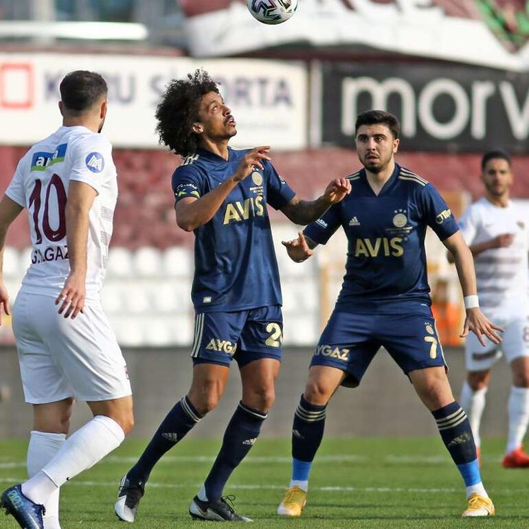 Fenerbahçede Konyaspor maçı öncesi son dakika Luiz Gustavo...