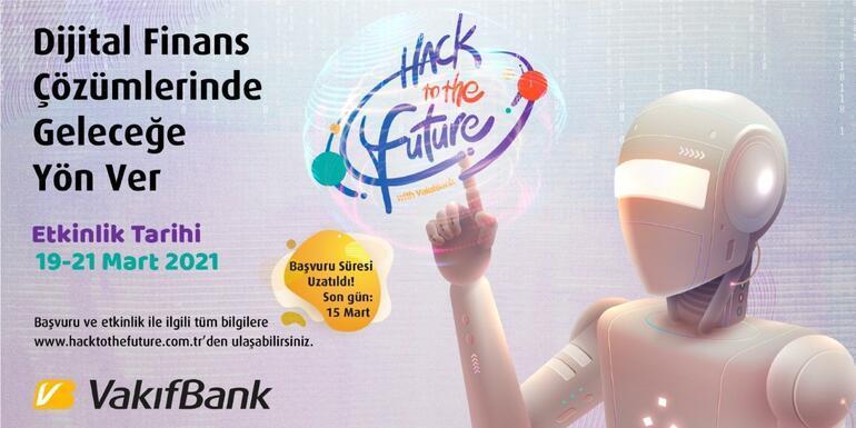 VakıfBank 'Hack to the future' etkinliğine başvurular uzatıldı