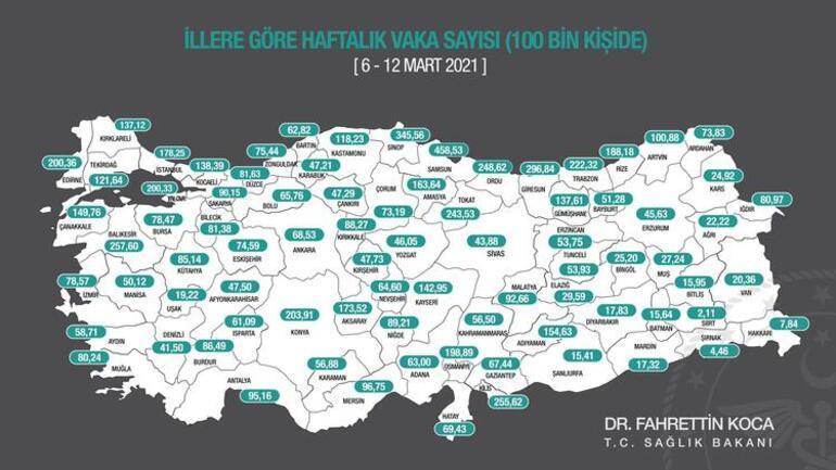 Türkiye'nin en kırmızı ili: Samsun'da neler oluyor