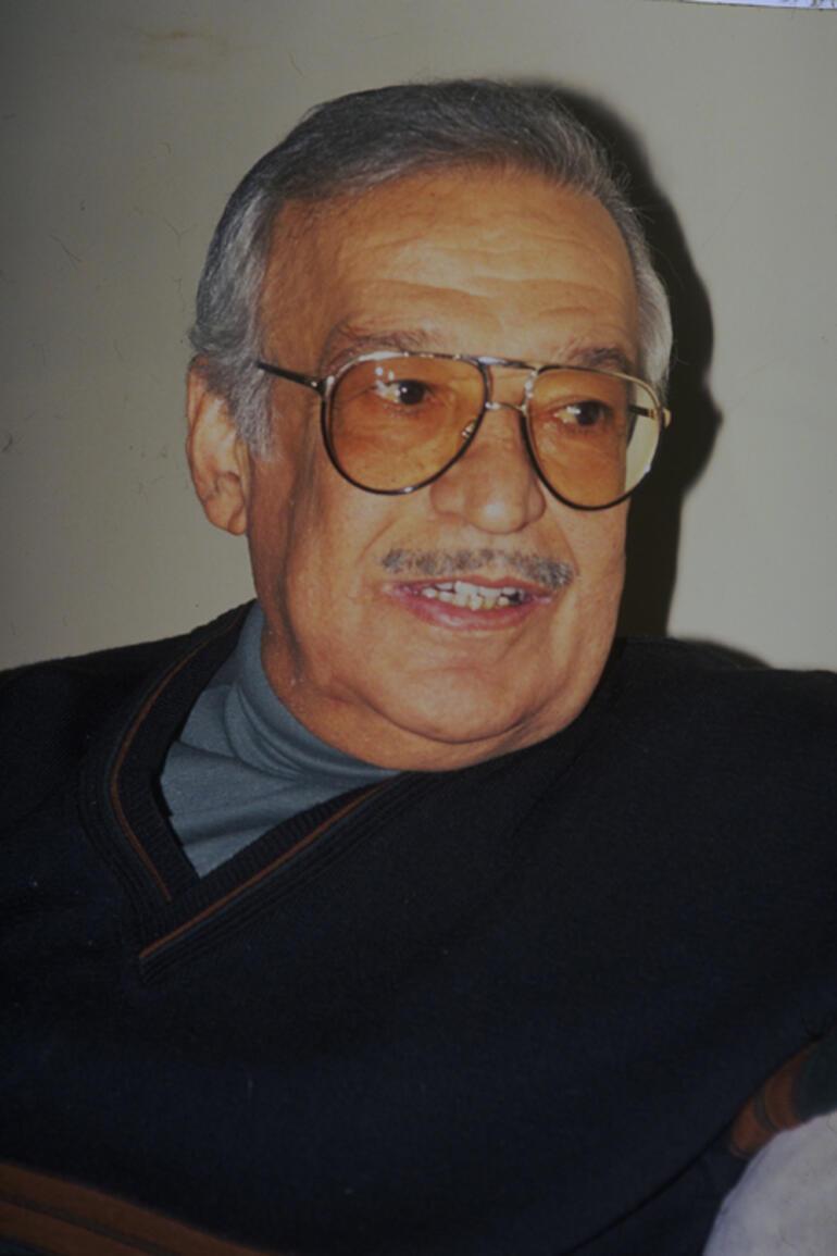 Kerem Alışık, babası Sadri Alışıkı 96. doğum gününde andı
