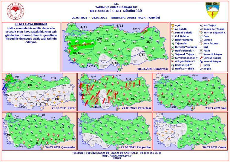 Son dakika... Meteoroloji duyurdu: Soğuk hava ve kar geri dönüyor İstanbula kar yağacak mı