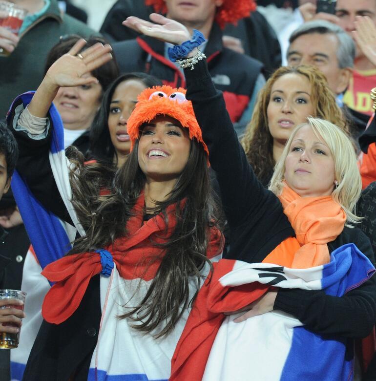 Yolanthe Cabaudan Wesley Sneijder için yıllar sonra gelen itiraf