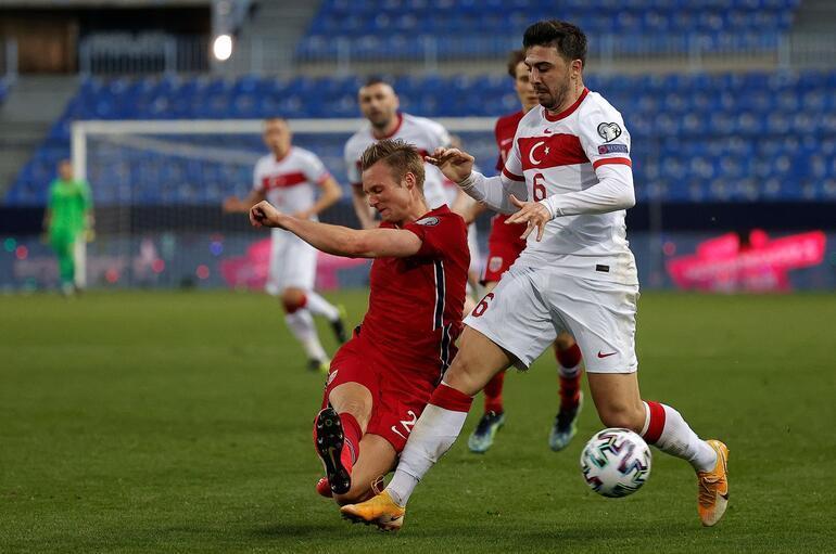 Norveç - Türkiye maçı sonrası dikkat çeken yorum: Türk futbolunda bir devir sona erdi...