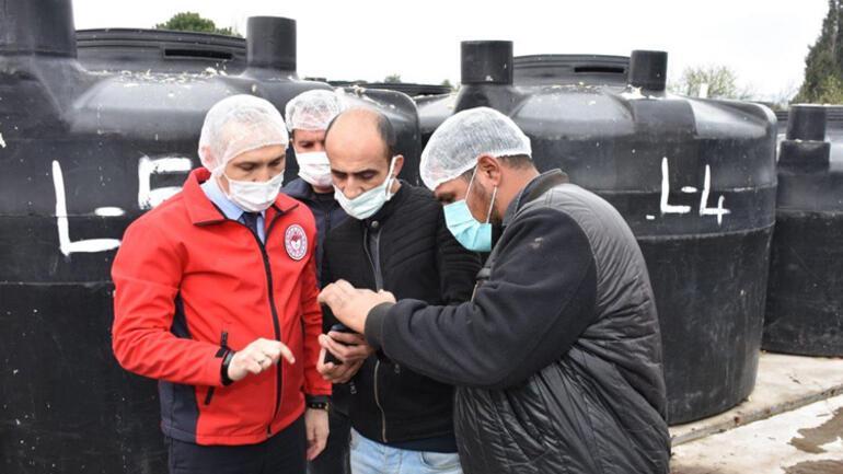 Turşu tesisindeki skandal için Tarım ve Orman Bakanlığından açıklama