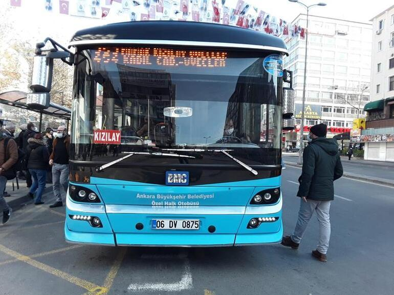 282 otobüs için ihale düzenlendi