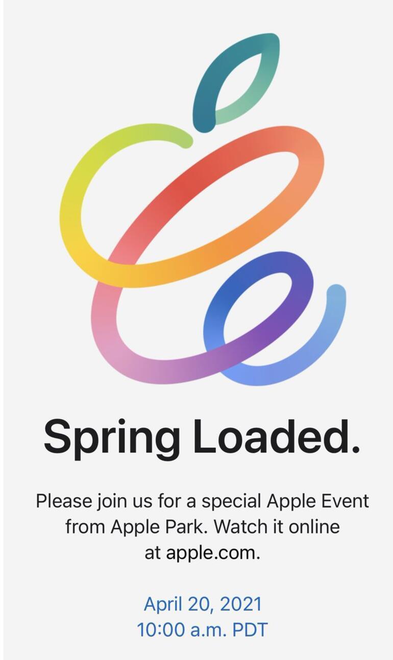 Resmen açıklandı: Appleın lansman tarihi belli oldu