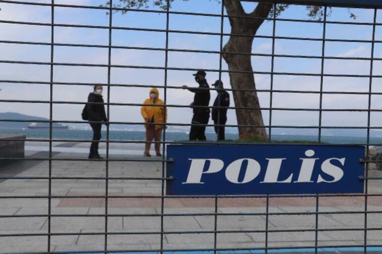 Vaka sayıları artan Çanakkale'de yeni tedbir Sahiller ve parklar vatandaşlara kapatıldı