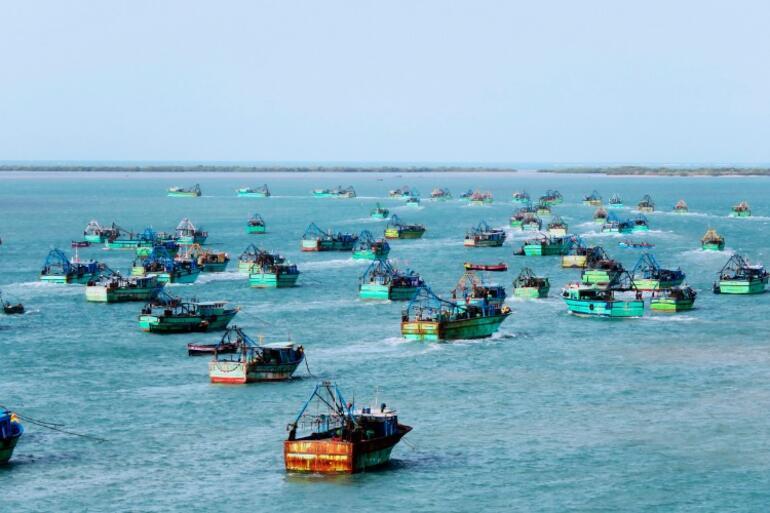 Meksikalı balıkçılardan Japon yakuzasına herkes onların peşinde
