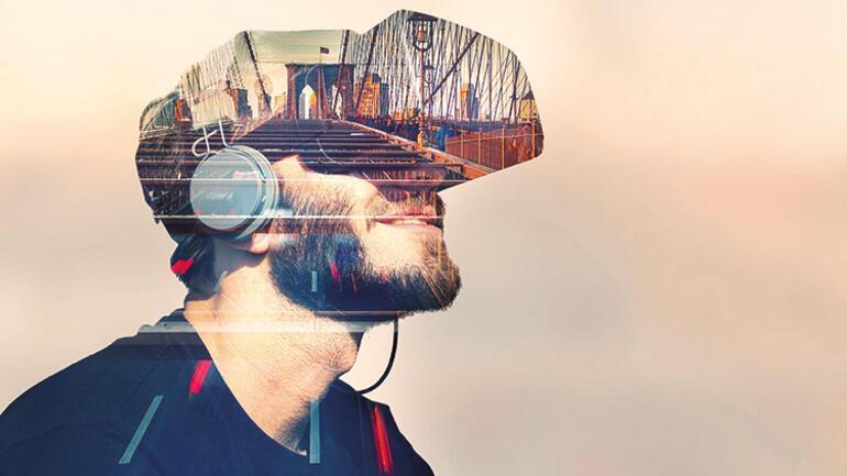 VR bizi seyahate çıkar