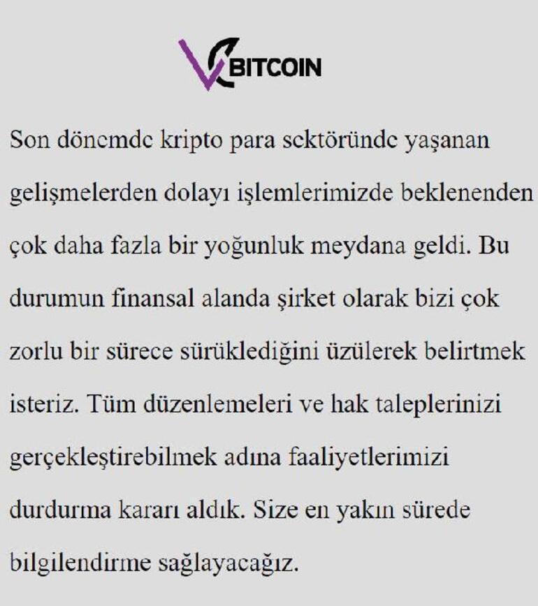 Son dakika... Kripto parada Thodexin ardından Vebitcoin şoku CEO İlker Baş gözaltında..