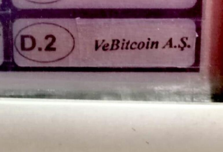Son dakika... Kripto parada Thodexin ardından Vebitcoin şoku Savcılık: CEO ve 3 kişi gözaltında
