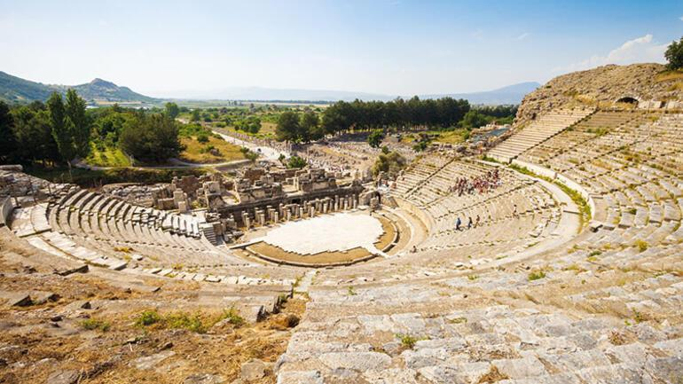Anadolu'nun en güzel antik tiyatroları