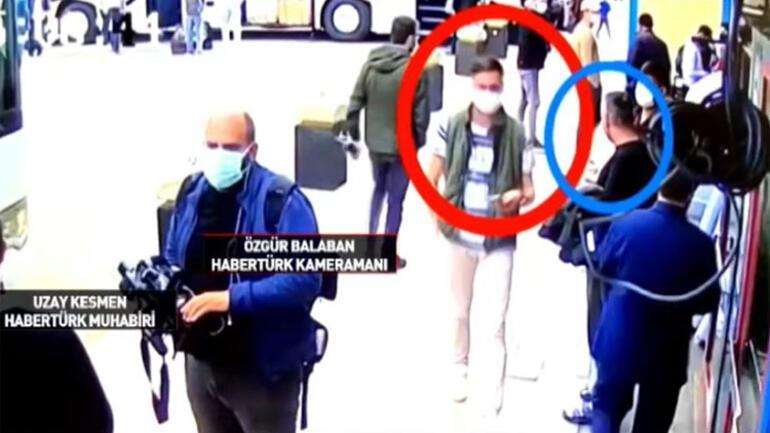 Çok çarpıcı detay ortaya çıktı... Otogardaki bombacılar gazetecilerin tam dibindeydi